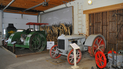Tractor museum open house is April 7
