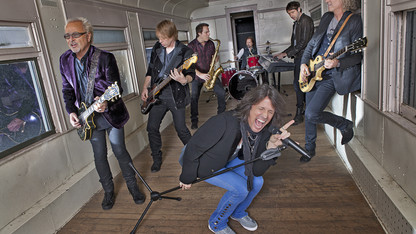 Lied Center announces Foreigner as first 25th anniversary season headliner