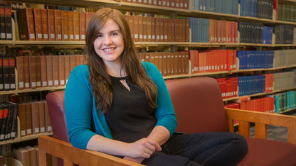 Global Studies major earns Fulbright to study in Czech Republic