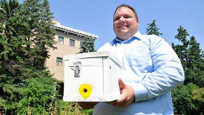 Sunday with a Scientist will explore bees and pollinator conservation