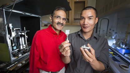 'Human touch' sensor could improve breast cancer detection