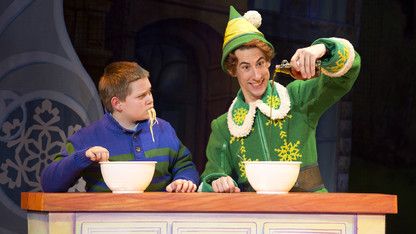 'Elf: The Musical' at Lied Center for Performing Arts Nov. 10-11
