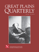 History of race, regional prejudices highlighted in Great Plains Quarterly