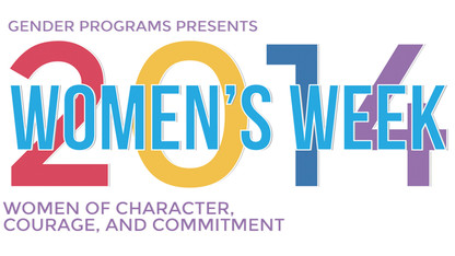 Women's Week panel to include feminist blog duo
