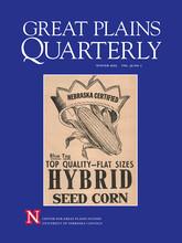 Hitler's impact on Nebraska, farmland examined in Great Plains Quarterly