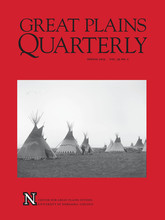 Great Plains Quarterly examines tough questions on Native genocide
