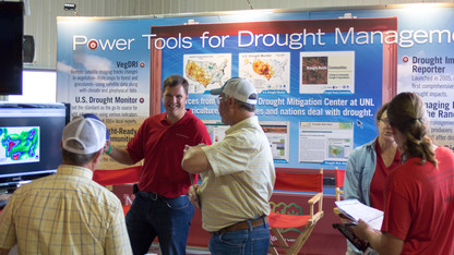 NOAA center to expand UNL's drought expertise