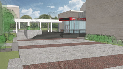Project to enhance 11th Street entrance