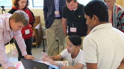 Startup experience helps students discover entrepreneurial spirit