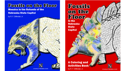 'Fossils on the Floor' books tell story of capitol mosaics