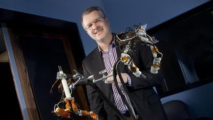 Farritor's Nebraska Lecture to focus on innovation