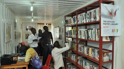 African Poetry Book Fund sends second shipment to African libraries