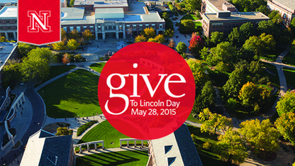 Give to Lincoln Day includes UNL nonprofits