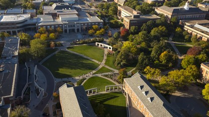 Campus security and fire safety report available