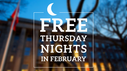 Morrill Hall to offer free Thursday night admission