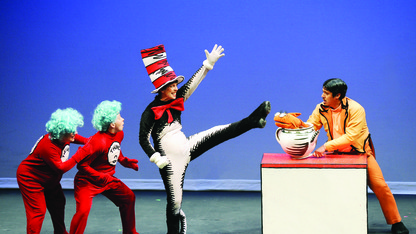 'Cat in the Hat' comes to life at Lied Center Feb. 12-13