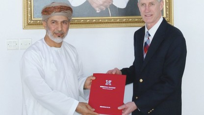 UNL to collaborate with Oman Tourism College