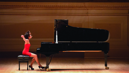 Russian National Orchestra with Yuja Wang to perform Feb. 27 at the Lied