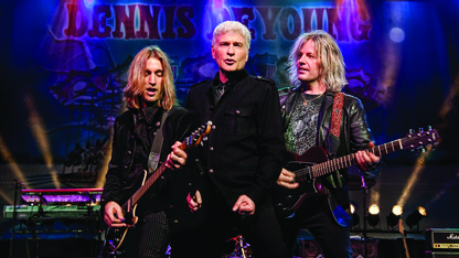 Former Styx lead singer to perform at Lied Center