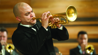 New Orleans Jazz Orchestra to perform at Lied