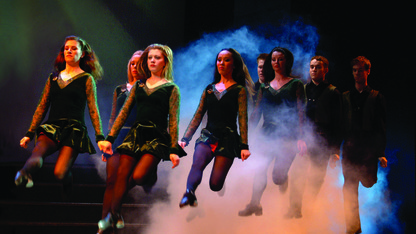 Riverdance returns to Lied March 15-17