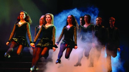 Riverdance returns to Lied