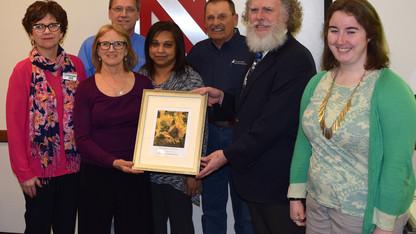 Nebraska Environmental Trust receives award