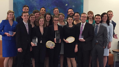 UNL Speech and Debate Team brings home wins