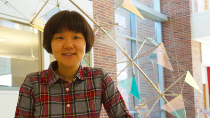 Hong earns Early Career Award