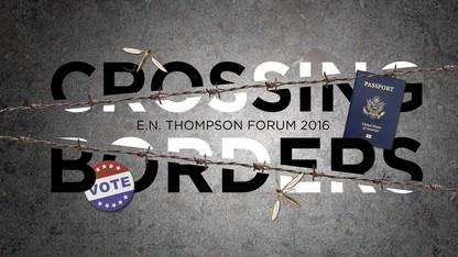 Thompson Forum announces 2016-17 series