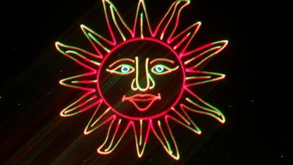 Mueller Planetarium offers summer-themed laser shows