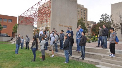 Engineering students gear up for industry tour day in Lincoln