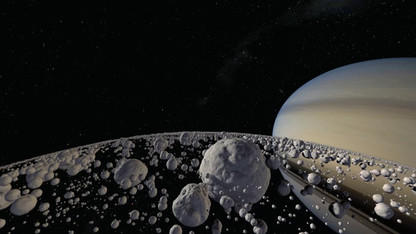 Planetarium's fall shows will explore solar system and beyond