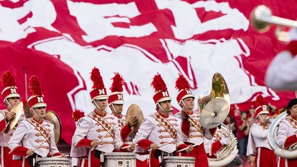 Cornhusker Marching Band makes debut Sept. 3