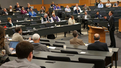 Water symposium, water law conference set for Oct. 20-21