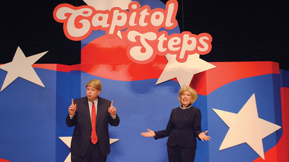 Capitol Steps to perform at the Lied