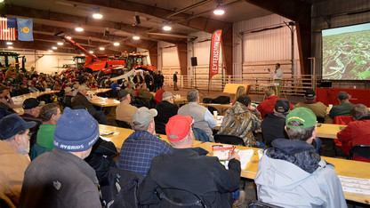 Nebraska Soybean Day and Machinery Expo is Dec. 15