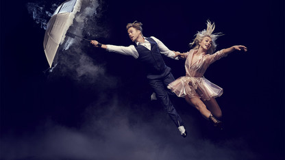 Hough siblings to bring dance tour to Lied