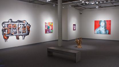 Undergrad artworks featured in Nebraska National exhibition