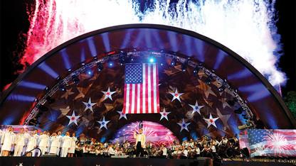 Boston Pops Esplanade Orchestra to play Lied