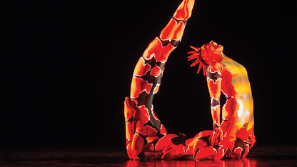 Lied Center to host dance troupe Momix