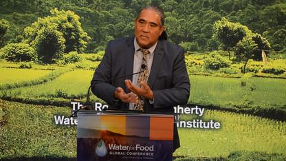 Kawamura: 'Successful agriculture sustains civilization'