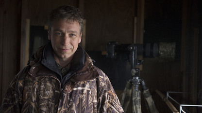Conservation photographer Forsberg to speak April 28