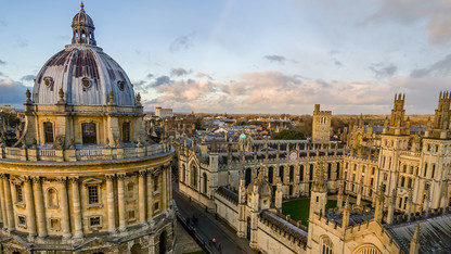 Across the pond: 70 students participating in Nebraska at Oxford