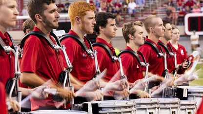 Marching band exhibition, freshman tunnel walk are Aug. 18