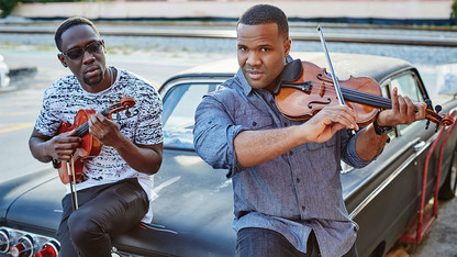Black Violin cancels performances at Lied