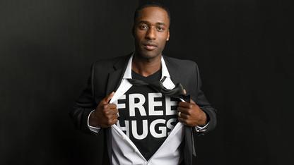 Free Hugs Project founder to speak at Nebraska