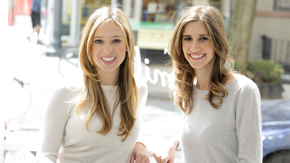 Founders of theSkimm headline women's leadership conference