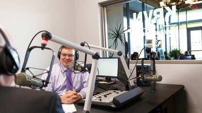 Doeschot comes full circle with KRVN radio gig