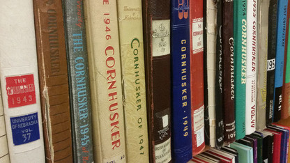 Digitized yearbooks offer 37,000 pages of Husker history